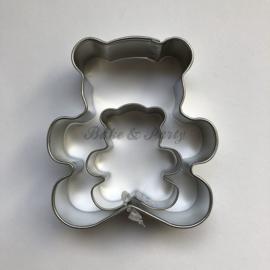 PME - Teddy Cutter Set (2 stuks)