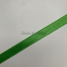 """Decoratie Lint """"Groen Satijn"""""""