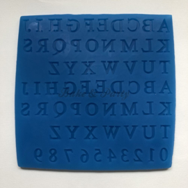 First Impressions - Classic Alphabet (AL101)