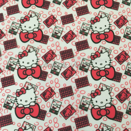 "Chocolade Transfer Sheet ""Hello Kitty"""