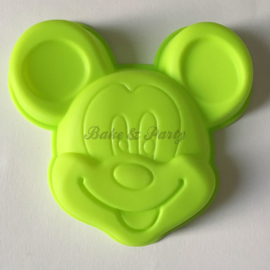 "Siliconen Mal ""Mickey Mouse"" (3)"