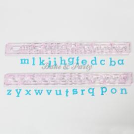 FMM  - Alphabet Tappits Lower Case (2 stuks)