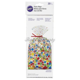 Wilton - Party Bags Confetti