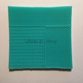 "Siliconen Mal ""Varia Print"""