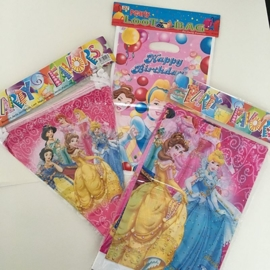 "Party Set ""Disney Prinsessen"" (12-delig)"