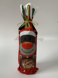 "Flessenhoes ""Warm Wishes - Rudolph"""