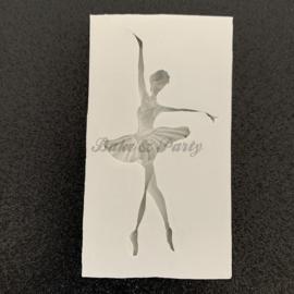 """Siliconen Mal """"Ballerina"""" (3)"""