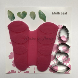 Blossom Sugar Art - Multi Leaf