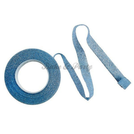 PME - Sparkle Tape Pale Blue / Silver Sparkle