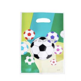 """Traktatie Zakjes """"Voetbal"""" (1)"""