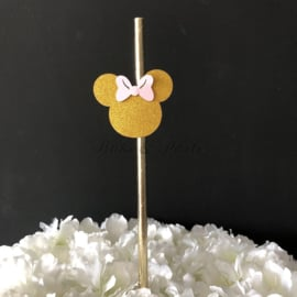 """Cake Pop Rietjes Carton """"Minnie Mouse"""""""