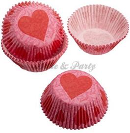 Wilton - Pink Damask Valentine