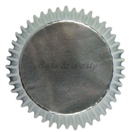 PME - Mini Baking Cups Foil Silver