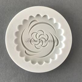 """Alphabet Moulds """"Decorative Cupcake Topper 2"""" (AM080)"""