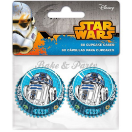 Stor - Mini Cupcake Cups Star Wars