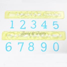 FMM  - Tappits Large Numbers (2 stuks)