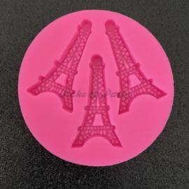 """Siliconen Mal """"Eiffeltoren"""" (1)"""