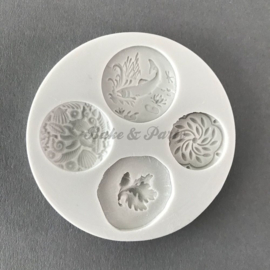 "Alphabet Moulds ""Random 2"" (AM060)"