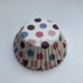 """Baking Cups """"Polka Dot"""" (1)"""