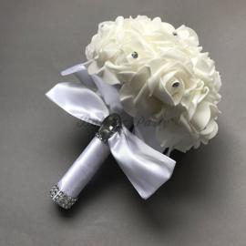 Bruidsboeket (1) Wit