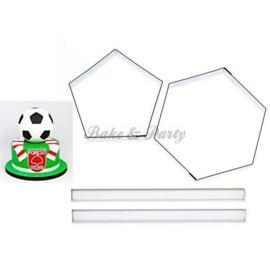 Kit Box - Football Cutters (2 stuks)