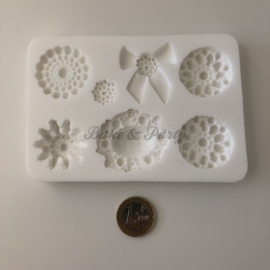 "Bake & Party Specials -  ""3D Broches"" (2)"