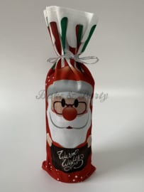 "Flessenhoes ""Warm Wishes - Santa"""