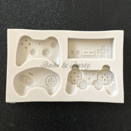 """Siliconen Mal """"Game Controllers"""""""