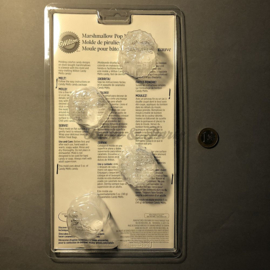Wilton - Marshmellow Pop Mold - Classic