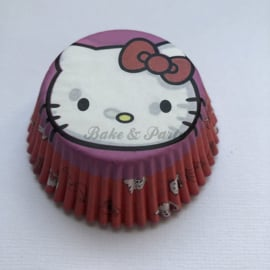 "Baking Cups ""Hello Kitty"""