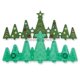 JEM - Christmas Tree Border