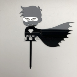 "Taart Topper Acryl ""Batman"" (4)"
