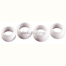 Wilton - Coupler Ring Set (4 stuks)
