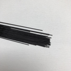 Culpitt - Floral Wire 24 Gauge Zwart (50 stuks)