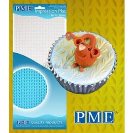 PME - Impression Mat - Barley Design