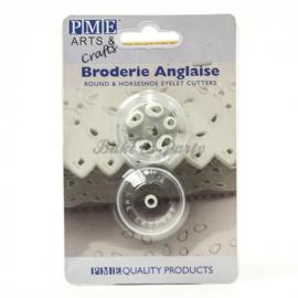 PME  - Round & Horseshoe Eyelet Cutters