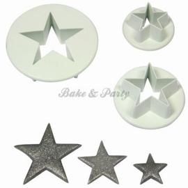 PME  - Star Cutter (3 stuks)