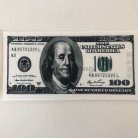 Eetbare 100 Dollar Biljetten (5 stuks)