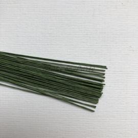 Culpitt - Floral Wire 30 Gauge Groen (50 stuks)