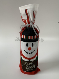 "Flessenhoes ""Warm Wishes - Snowman"""