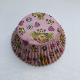 "Baking Cups ""Prinses"""