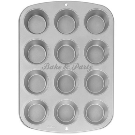 Wilton - Recipe Right® 12 Cup Mini Muffin Pan