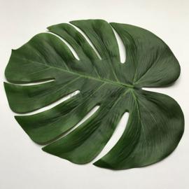 """Decoratie """"Bananenblad"""" (XL) (5 stuks)"""