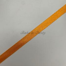 "Decoratie Lint ""Oranje Satijn"""