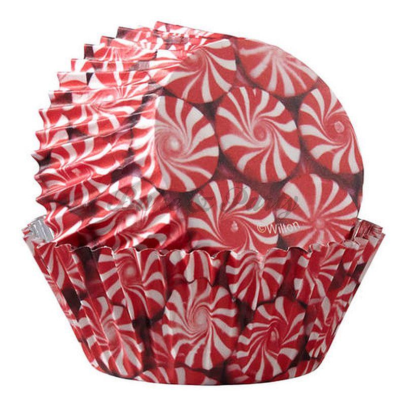 Wilton - Foil Colorcups Peppermint