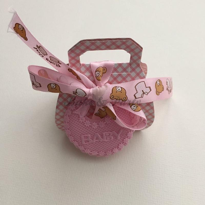 """Giftbox """"Handtas"""" Roze"""
