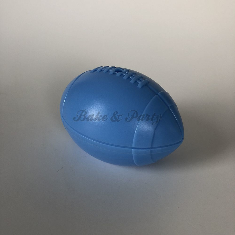"""Siliconen Mal """"Rugby Bal"""" (1)"""