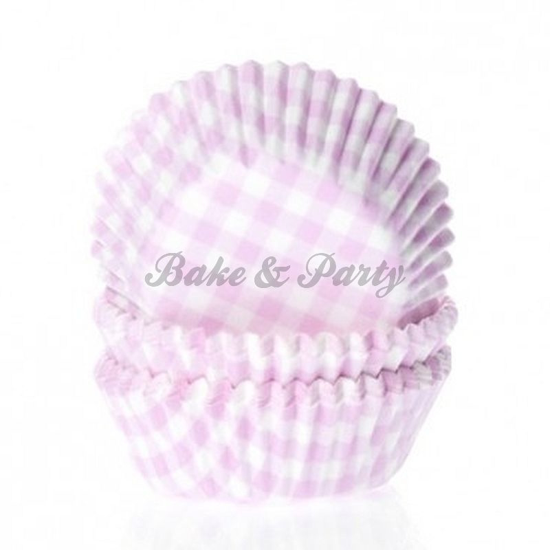 House Of Marie - Gingham Pink