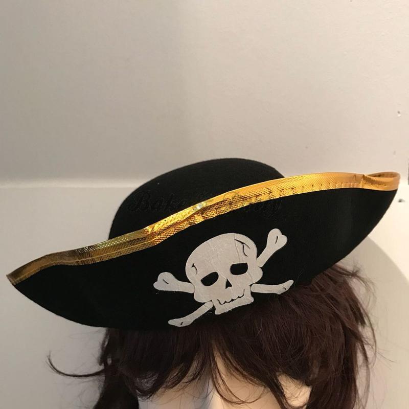 """Hoed """"Piraat"""""""