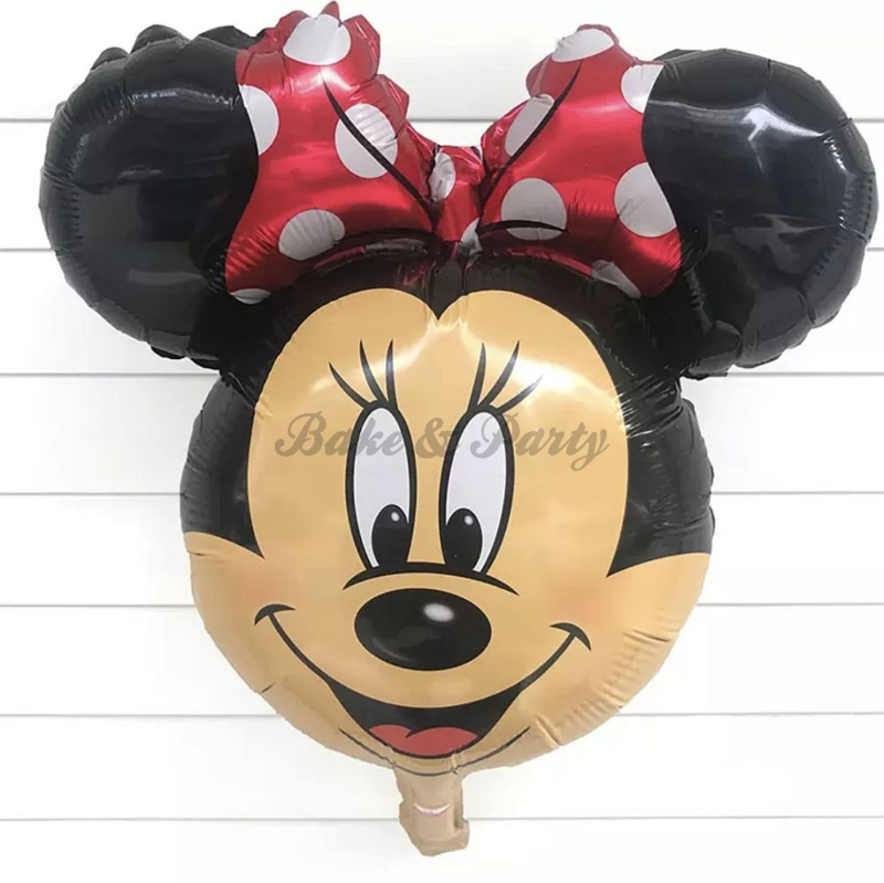 "Folie Ballon ""Minnie Mouse"" (2)"